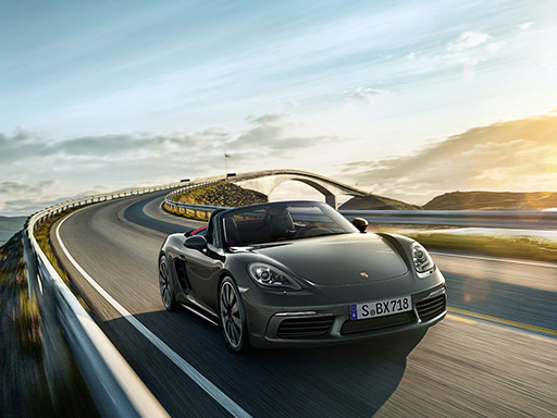 Exklusives Leasingangebot: 718 Boxster