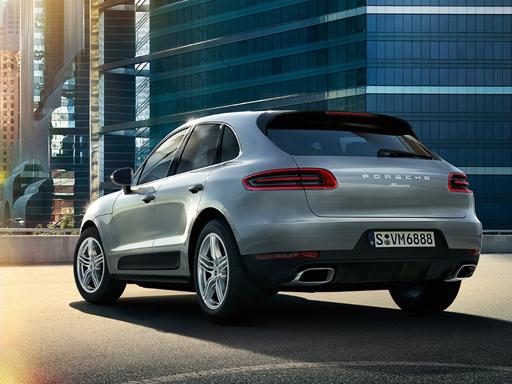 Exklusives Leasingangebot: Porsche Macan