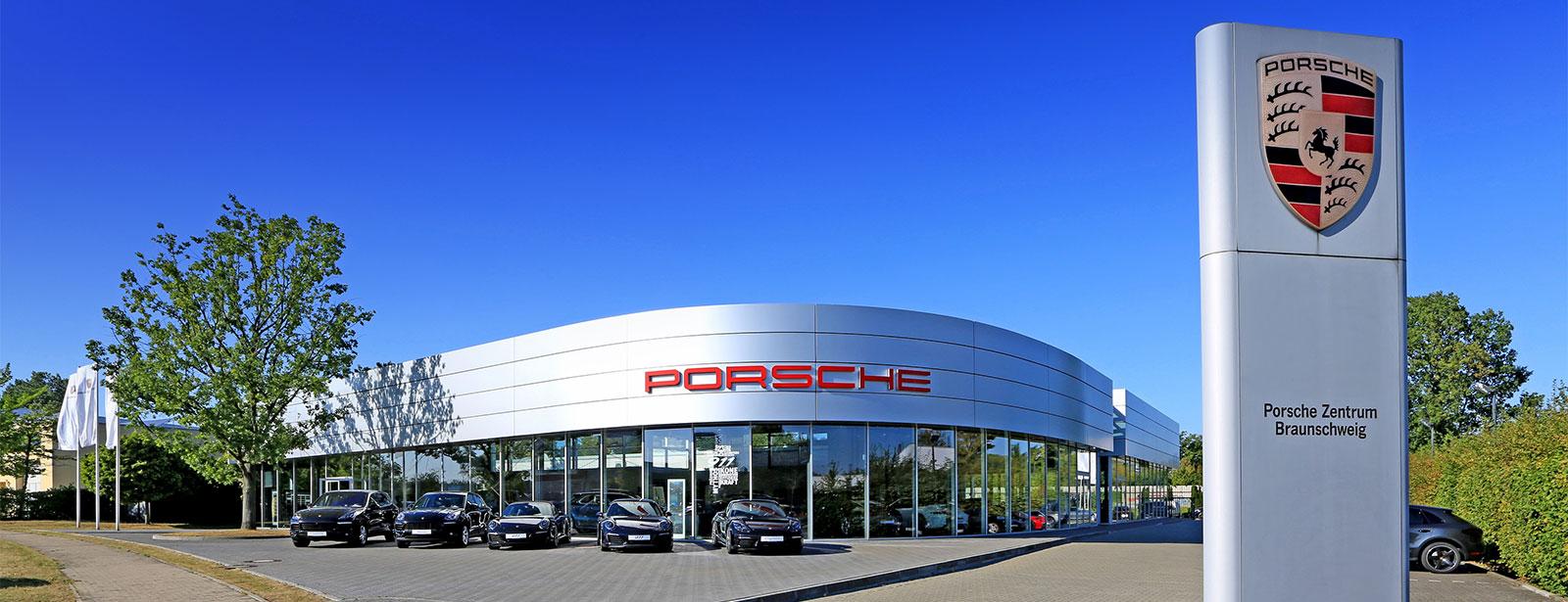 Porsche Centre Braunschweig